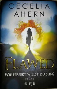 "Buchrezension ""Flawed"""